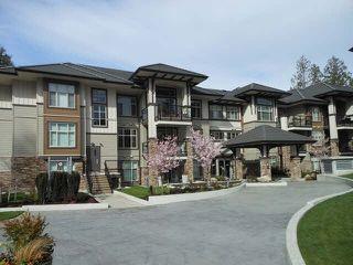 "Photo 1: 210 15175 36 Avenue in Surrey: Morgan Creek Condo for sale in ""Edgewater"" (South Surrey White Rock)  : MLS®# F1441146"