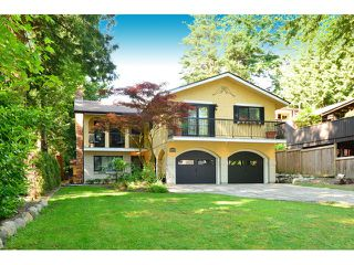 "Photo 1: 12779 14B Avenue in Surrey: Crescent Bch Ocean Pk. House for sale in ""Ocean Park - 1001 Steps"" (South Surrey White Rock)  : MLS®# F1442520"