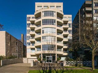 """Photo 1: 403 1345 BURNABY Street in Vancouver: West End VW Condo for sale in """"Fiona Court"""" (Vancouver West)  : MLS®# V1133188"""