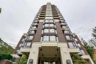 "Photo 1: 601 1003 PACIFIC Street in Vancouver: West End VW Condo for sale in ""Seastar"" (Vancouver West)  : MLS®# R2008966"