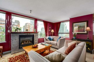 "Photo 3: 601 1003 PACIFIC Street in Vancouver: West End VW Condo for sale in ""Seastar"" (Vancouver West)  : MLS®# R2008966"