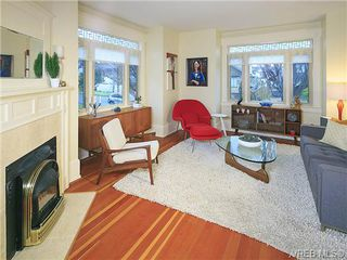 Photo 5: 1321 George St in VICTORIA: Vi Fairfield West Single Family Detached for sale (Victoria)  : MLS®# 719786