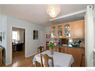 Photo 8: 319 Arnold Avenue in WINNIPEG: Manitoba Other Residential for sale : MLS®# 1603205