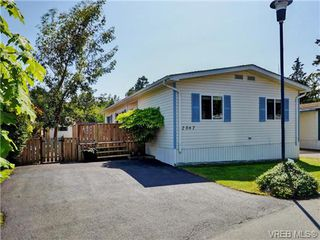 Photo 20: 2567 Heron Way in SAANICHTON: CS Hawthorne Manu Double-Wide for sale (Central Saanich)  : MLS®# 365710