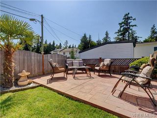 Photo 19: 2567 Heron Way in SAANICHTON: CS Hawthorne Manu Double-Wide for sale (Central Saanich)  : MLS®# 365710
