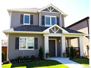 Main Photo: 279 Brookfield Crescent in Winnipeg: Fort Garry / Whyte Ridge / St Norbert Residential for sale (South Winnipeg)  : MLS®# 1616688