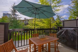 "Photo 19: 88 100 KLAHANIE Drive in Port Moody: Port Moody Centre Townhouse for sale in ""INDIGO AT KLAHANIE"" : MLS®# R2090319"