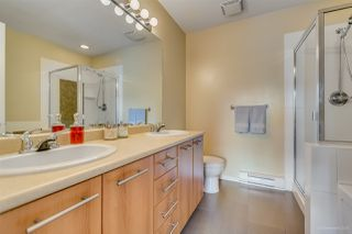 "Photo 18: 88 100 KLAHANIE Drive in Port Moody: Port Moody Centre Townhouse for sale in ""INDIGO AT KLAHANIE"" : MLS®# R2090319"