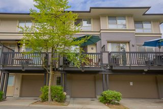 "Photo 2: 88 100 KLAHANIE Drive in Port Moody: Port Moody Centre Townhouse for sale in ""INDIGO AT KLAHANIE"" : MLS®# R2090319"