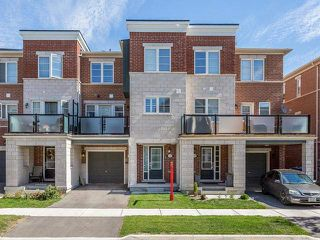 Photo 1: 132 Baycliffe Crest in Brampton: Northwest Brampton House (3-Storey) for sale : MLS®# W3608652