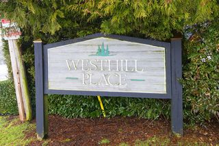 "Photo 1: 117 200 WESTHILL Place in Port Moody: College Park PM Condo for sale in ""WESTHILL PLACE"" : MLS®# R2158066"