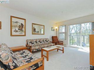 Photo 2: 310 1485 Garnet Road in VICTORIA: SE Cedar Hill Condo Apartment for sale (Saanich East)  : MLS®# 377539