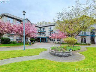 Photo 1: 310 1485 Garnet Road in VICTORIA: SE Cedar Hill Condo Apartment for sale (Saanich East)  : MLS®# 377539