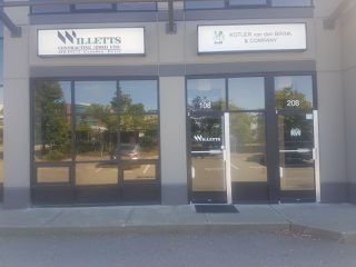 Photo 2: 108 15272 CROYDON Drive in Surrey: Grandview Surrey Office for lease (South Surrey White Rock)  : MLS®# C8013270