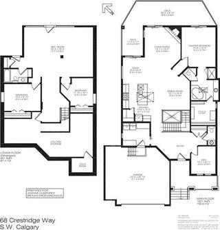 Photo 38: 68 CRESTRIDGE Way SW in Calgary: Crestmont House for sale : MLS®# C4128621