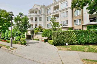 "Photo 1: 332 5735 HAMPTON Place in Vancouver: University VW Condo for sale in ""THE BRISTOL"" (Vancouver West)  : MLS®# R2212569"