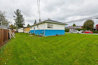 Main Photo: 46202 BROOKS Avenue in Chilliwack: Chilliwack E Young-Yale House for sale : MLS®# R2216123