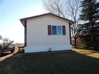 Main Photo: 5314 Victoria Avenue: Coronation Manufactured Home for sale : MLS®# E4086531