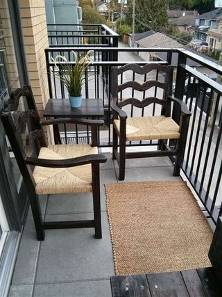 """Photo 12: 302 2528 COLLINGWOOD Street in Vancouver: Kitsilano Condo for sale in """"THE WESTERLY"""" (Vancouver West)  : MLS®# R2217248"""
