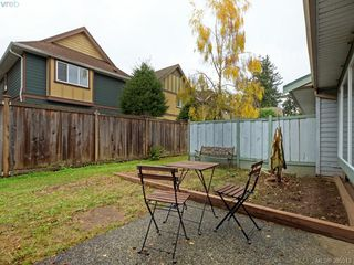Photo 16: 13 515 Mount View Avenue in VICTORIA: Co Hatley Park Townhouse for sale (Colwood)  : MLS®# 385513
