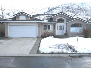 Main Photo: 3627 OVERLANDER DRIVE in : Westsyde House for sale (Kamloops)  : MLS®# 144251