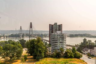 Photo 2: 802 188 AGNES Street in New Westminster: Downtown NW Condo for sale : MLS®# R2237846