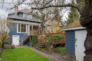 "Photo 18: 1556 GRANT Street in Vancouver: Grandview VE House for sale in ""COMMERCIAL DRIVE"" (Vancouver East)  : MLS®# R2254878"