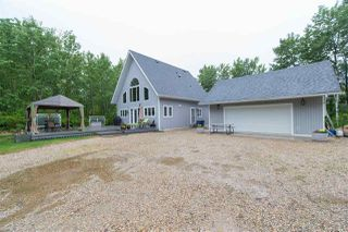 Main Photo: 54225 Ste. Anne Trail: Rural Lac Ste. Anne County House for sale : MLS®# E4114161