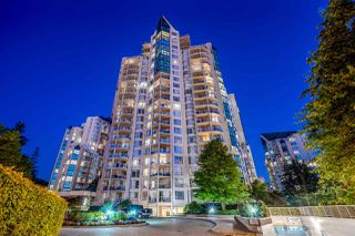 "Photo 1: 2402 1199 EASTWOOD Street in Coquitlam: North Coquitlam Condo for sale in ""SELKIRK"" : MLS®# R2301549"