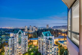 "Photo 19: 2402 1199 EASTWOOD Street in Coquitlam: North Coquitlam Condo for sale in ""SELKIRK"" : MLS®# R2301549"