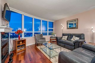 "Photo 3: 2402 1199 EASTWOOD Street in Coquitlam: North Coquitlam Condo for sale in ""SELKIRK"" : MLS®# R2301549"