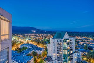"Photo 17: 2402 1199 EASTWOOD Street in Coquitlam: North Coquitlam Condo for sale in ""SELKIRK"" : MLS®# R2301549"