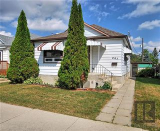 Photo 1: 607 Polson Avenue in Winnipeg: Sinclair Park Residential for sale (4C)  : MLS®# 1823946