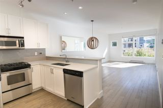 """Main Photo: 215 4500 WESTWATER Drive in Richmond: Steveston South Condo for sale in """"COPPER SKY WEST"""" : MLS®# R2319266"""