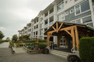 "Main Photo: 215 4500 WESTWATER Drive in Richmond: Steveston South Condo for sale in ""COPPER SKY WEST"" : MLS®# R2319266"
