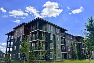 Main Photo: 219 3211 JAMES MOWATT Trail in Edmonton: Zone 55 Condo for sale : MLS®# E4136022