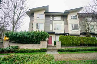 "Photo 4: 100 9229 UNIVERSITY Crescent in Burnaby: Simon Fraser Univer. Townhouse for sale in ""SERENITY"" (Burnaby North)  : MLS®# R2329232"