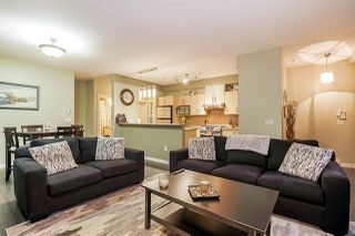 """Photo 1: 100 9229 UNIVERSITY Crescent in Burnaby: Simon Fraser Univer. Townhouse for sale in """"SERENITY"""" (Burnaby North)  : MLS®# R2329232"""
