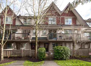 "Main Photo: 64 7155 189 Street in Surrey: Clayton Townhouse for sale in ""Bacara"" (Cloverdale)  : MLS®# R2332324"