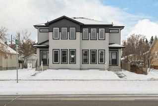 Main Photo: 10736 149 Street in Edmonton: Zone 21 House Half Duplex for sale : MLS®# E4140634