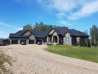 Photo 1: 0 27327 TWP RD 540: Rural Parkland County House for sale : MLS®# E4140770