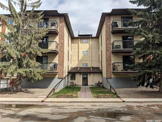 Main Photo: 205 3130 Louise Street in Saskatoon: Nutana S.C. Residential for sale : MLS®# SK759688