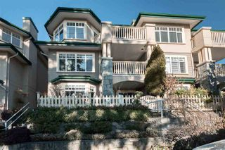 "Main Photo: 208 288 E 6 Street in North Vancouver: Lower Lonsdale Townhouse for sale in ""MCNAIR PARK"" : MLS®# R2345460"
