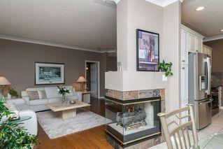Photo 11: 17 BUTTERWORTH Point in Edmonton: Zone 14 House Half Duplex for sale : MLS®# E4149840