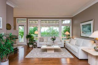 Photo 12: 17 BUTTERWORTH Point in Edmonton: Zone 14 House Half Duplex for sale : MLS®# E4149840