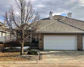 Photo 1: 17 BUTTERWORTH Point in Edmonton: Zone 14 House Half Duplex for sale : MLS®# E4149840