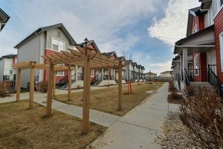 Photo 28: 6075 SCHONSEE Way in Edmonton: Zone 28 Townhouse for sale : MLS®# E4151628