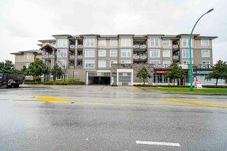 "Main Photo: 219 18818 68 Avenue in Surrey: Clayton Condo for sale in ""Calera"" (Cloverdale)  : MLS®# R2358354"