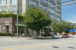 "Photo 22: 413 2055 YUKON Street in Vancouver: False Creek Condo for sale in ""THE MONTREUX"" (Vancouver West)  : MLS®# R2371441"
