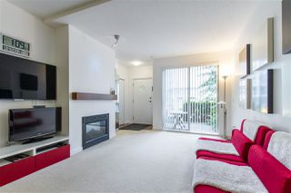 """Photo 3: 107 9229 UNIVERSITY Crescent in Burnaby: Simon Fraser Univer. Townhouse for sale in """"Serenity"""" (Burnaby North)  : MLS®# R2377262"""
